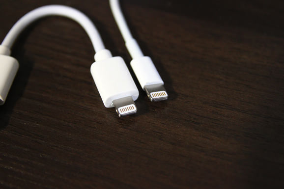 Logitec lightning cable