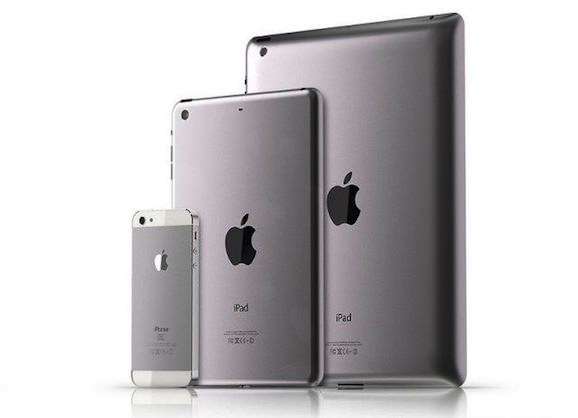 IPhone 5S iPad 5 rumors
