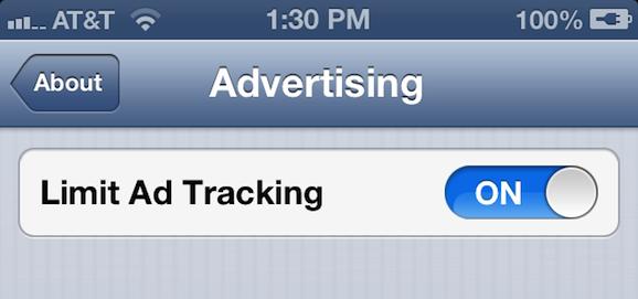 UDID tracking