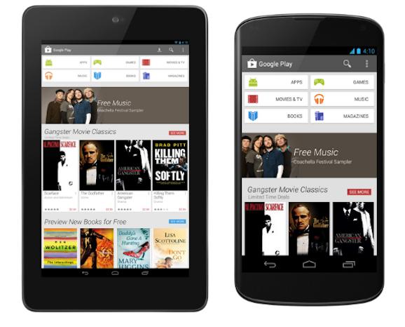 GooglePlay Renewal