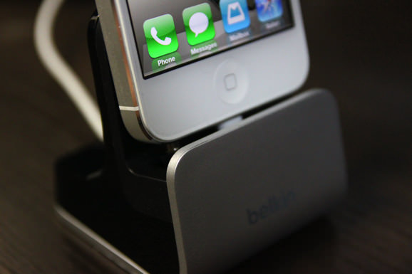 Belkin charge sync dock