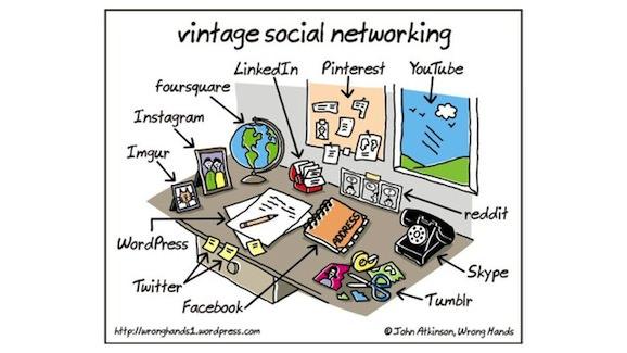 Gadget back then