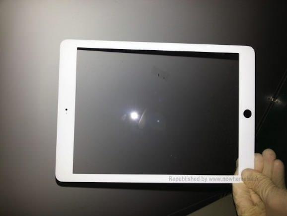 iPad 5 リーク写真