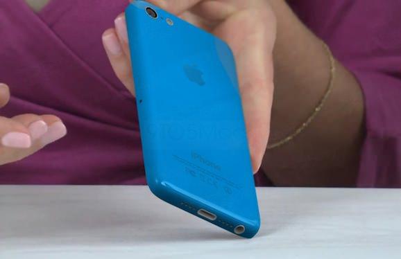 iPhone カラーフル