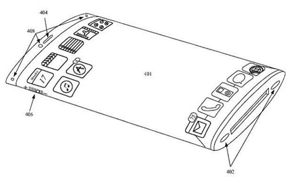 iPhone 特許
