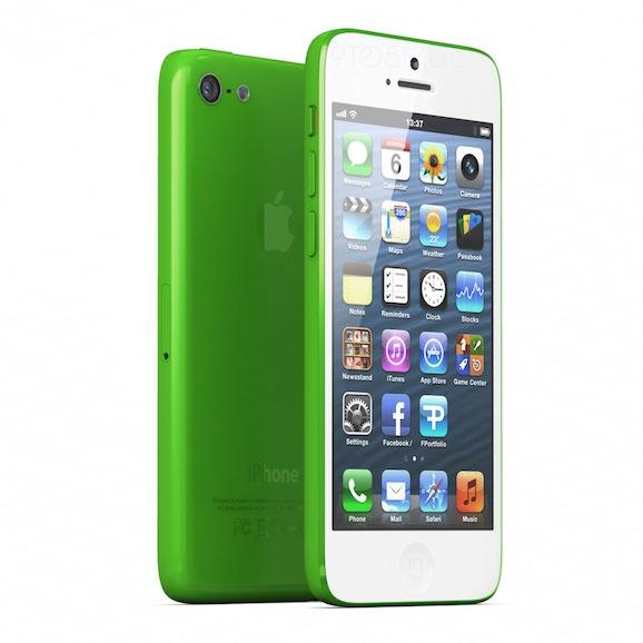 iPhone カラーバリエーション