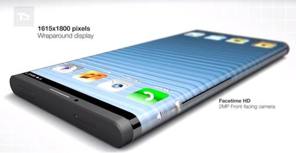 iPhone コンセプト あり得ない