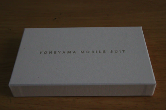 YONEYAMA TITANIUM MOBILE SUIT