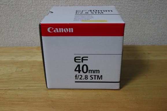 EOS EF40mm STM
