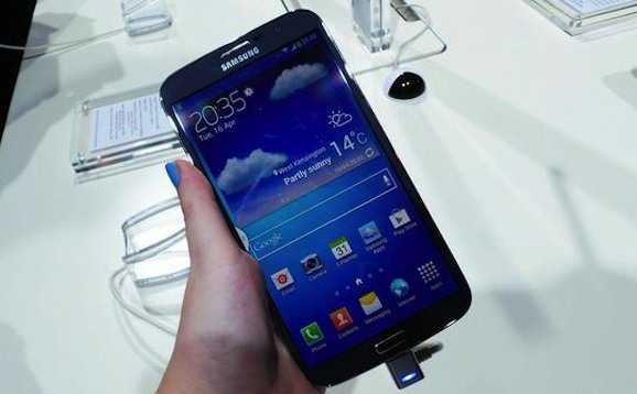 Samsung Galaxy Mega