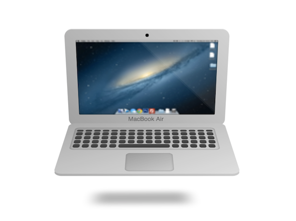MacBook Air CSS