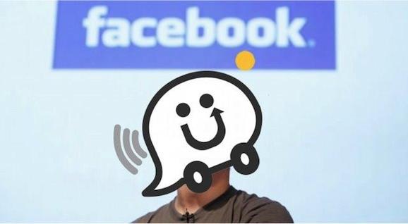 Facebook buying waze