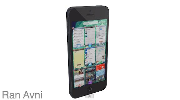iOS7 multicast conept