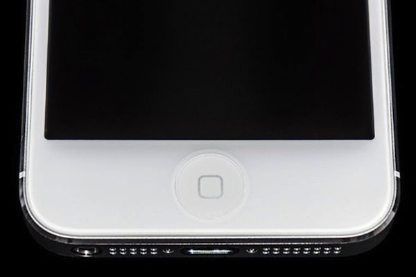 iPhone5 homebutton