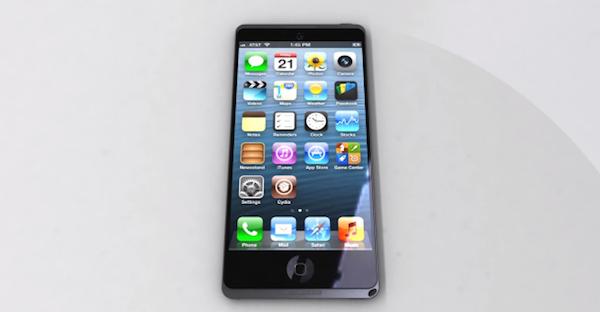 iPhone 5s 防水