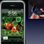 iOS 7 ロック画面