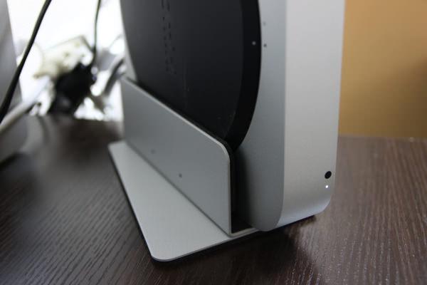 Mac mini BIRDスタンド