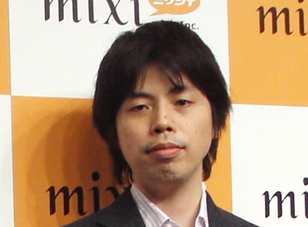 mixi 笠原