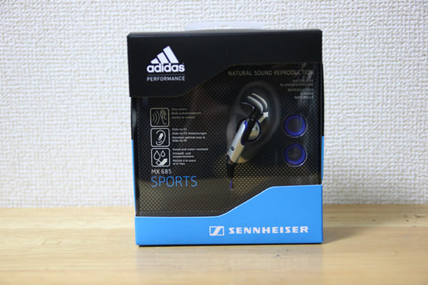 SENNHEISER MX685 SPORTS