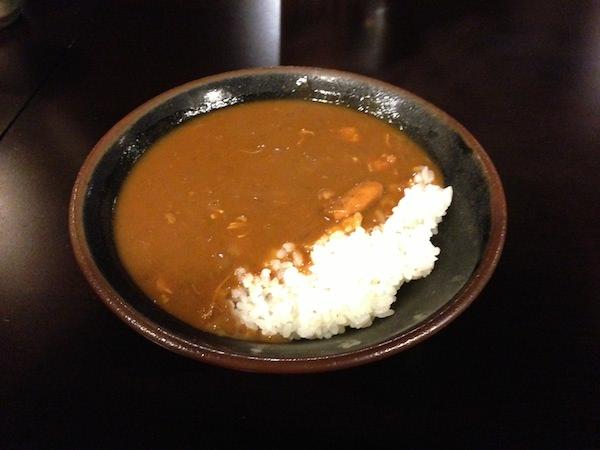 藍庵(アイアン)のハヤシライスが美味しい!