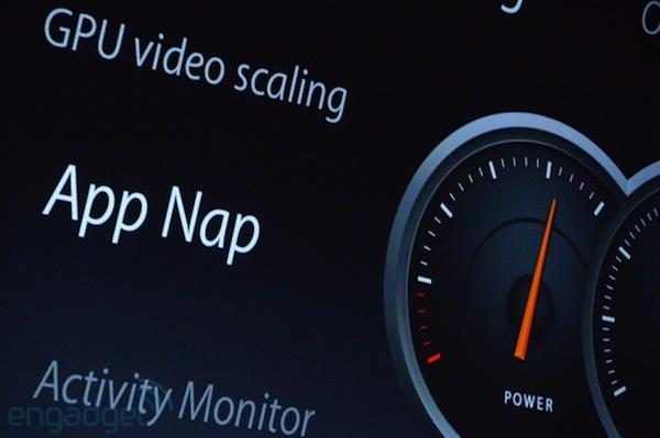 App nap