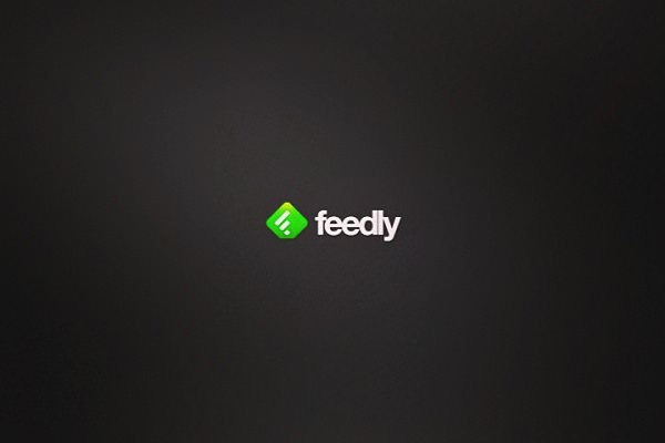 Feedlyロゴ