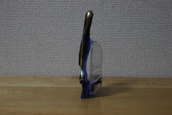 5枚刃の髭剃り「Gilletteプログライド」