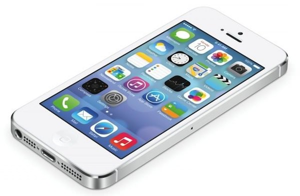 IOS 7 on iPhone 5