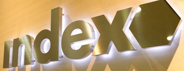 株式会社インデックスのロゴ