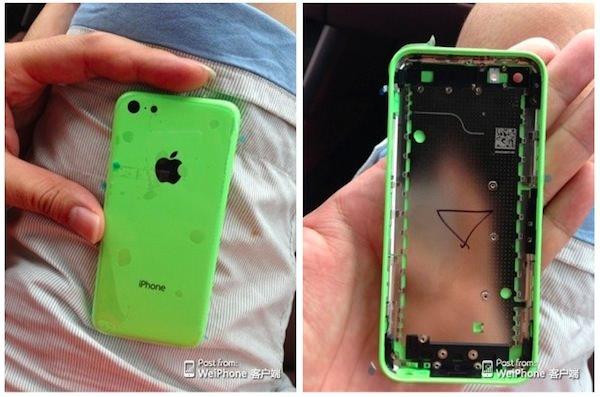 廉価版iPhoneがリーク