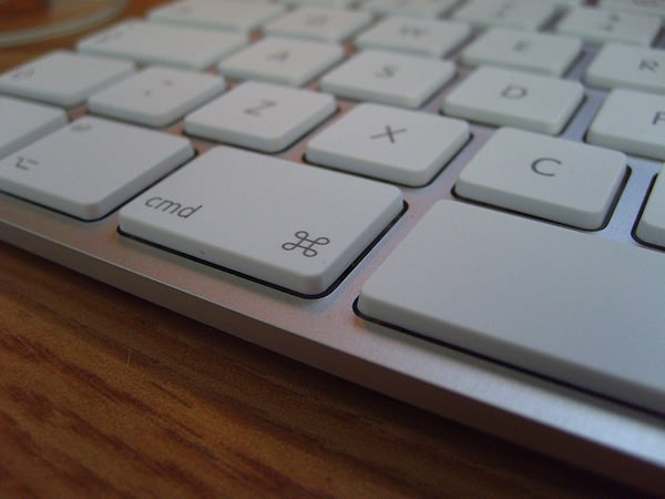 Mac keyboard photo