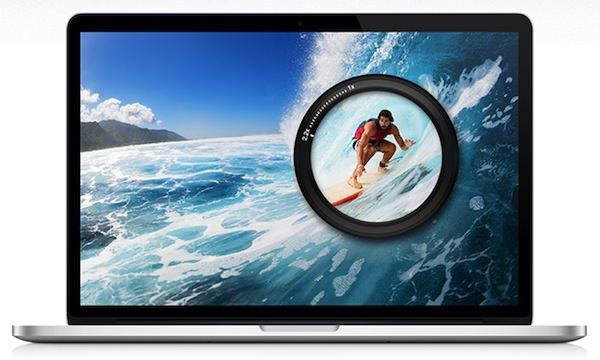 MacBook Pro Retina 13インモデル