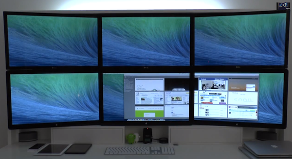 Osx mavericks desktop