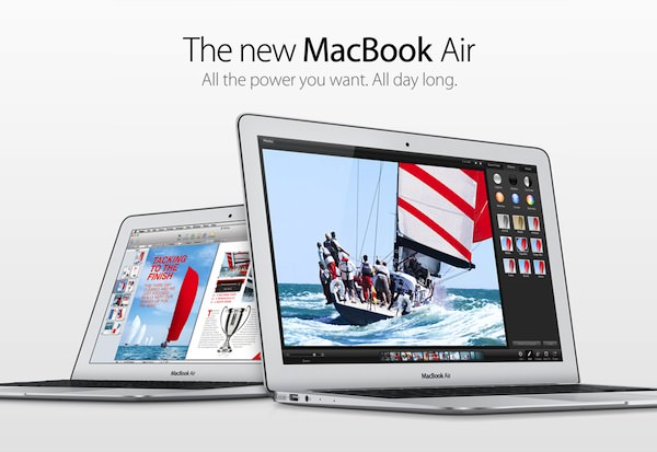 MacBook Air Mid 2013