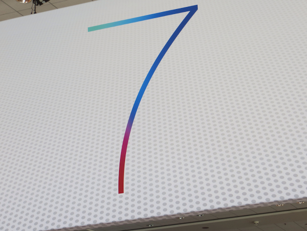 WWDC2013 iOS7 Banner