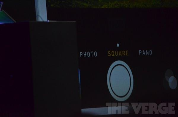 iOS 7 カメラ