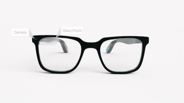 Google Glass Redesigned