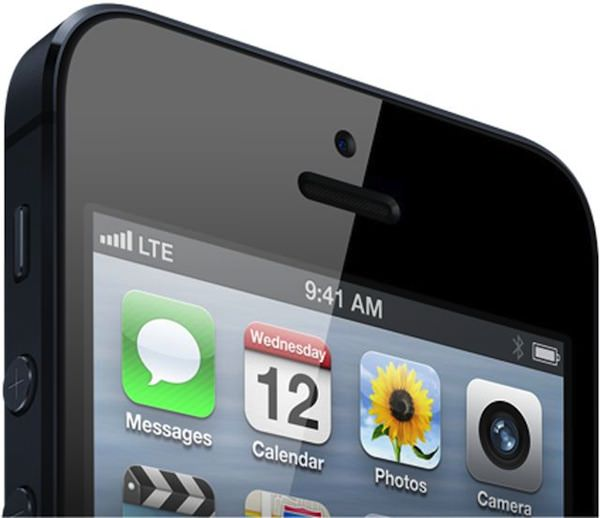 LTE-Advanced iPhone 5s