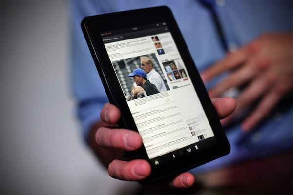 Amazon Kindle Fire 2013