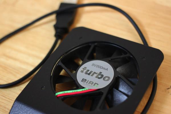 バード電子 マックスタンド MAC-ST用のファン