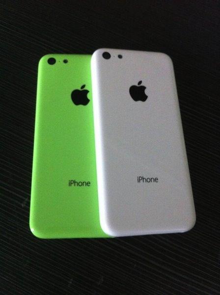 廉価版iPhoneのさらなるリーク写真