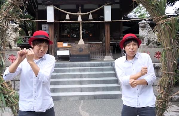 Daichiによる「J-POP MEDLEY BEATBOX」