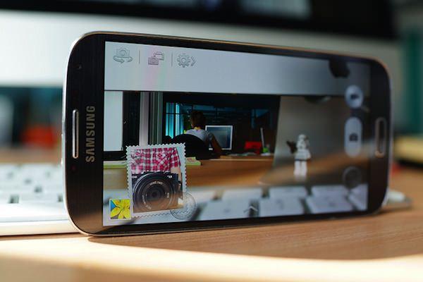 Galaxy S4 ベンチマークテスト