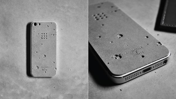 コンクリート製のiPhone