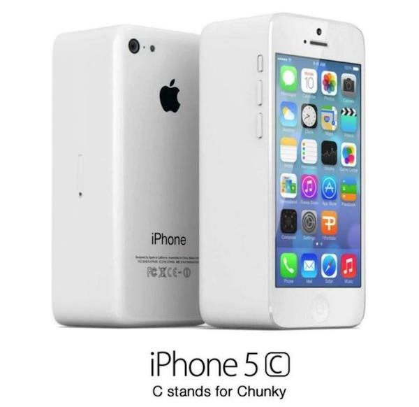 iPhone 5chunky