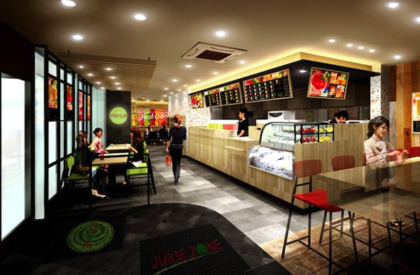 JUICE ZONE2店目、原宿明治通沿いにオープン!
