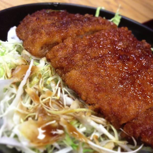 駒ヶ根名物ソースカツ丼