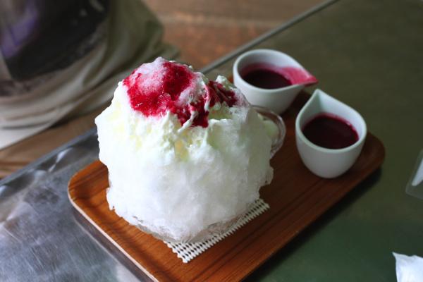 鵠沼海岸にある埜庵(のあん)で食べるかき氷!