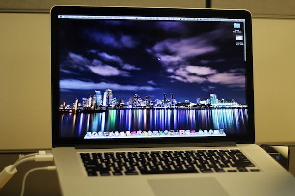 Macbook Pro Retina Display 15inch