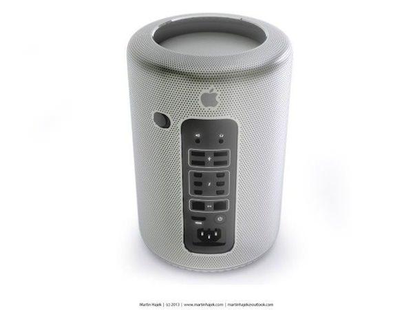 Mac Proのコンセプトイメージ